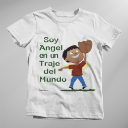 Snaggy Tees - Angel