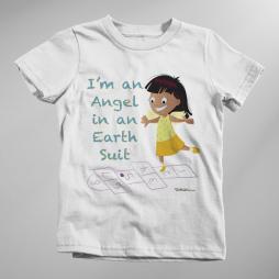 Snaggy Tees - Angel