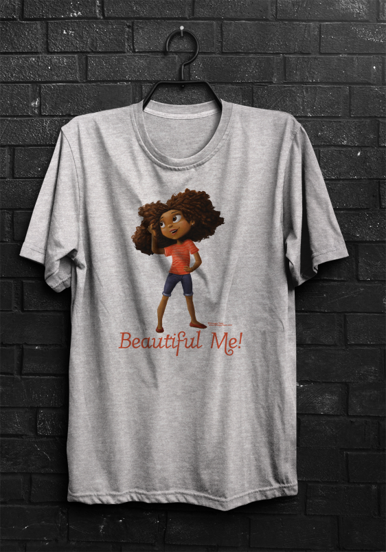 Snaggy Tees - Beautiful Me