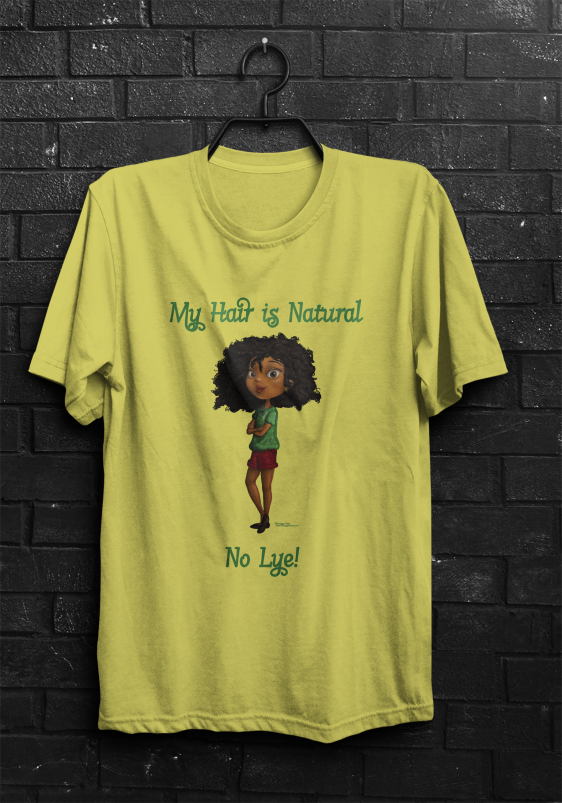 Snaggy Tees - No Lye!