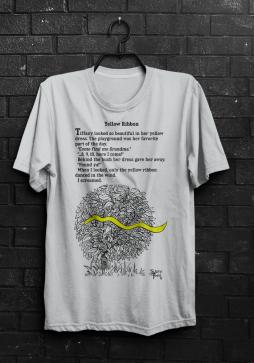 Story Tees - Yellow Ribbon