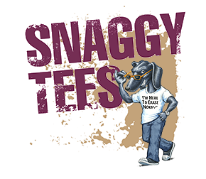 Snaggy Tees Logo2